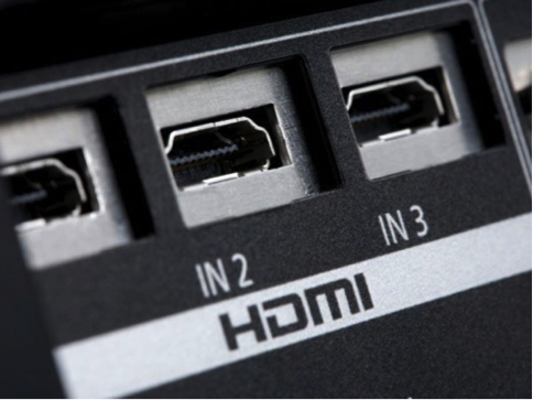 choose a TV - hdmi ports