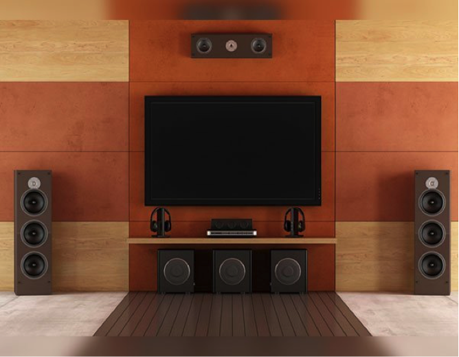 choose the right tv - speakers