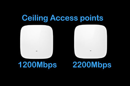Ceiling-Access-Points