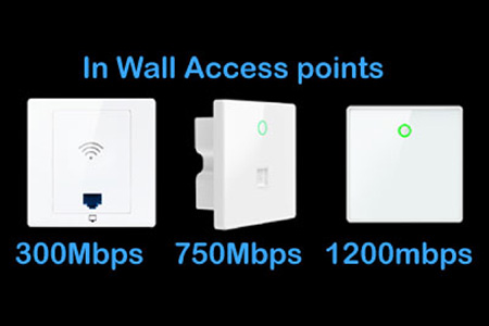 In-Wall-Access-Points
