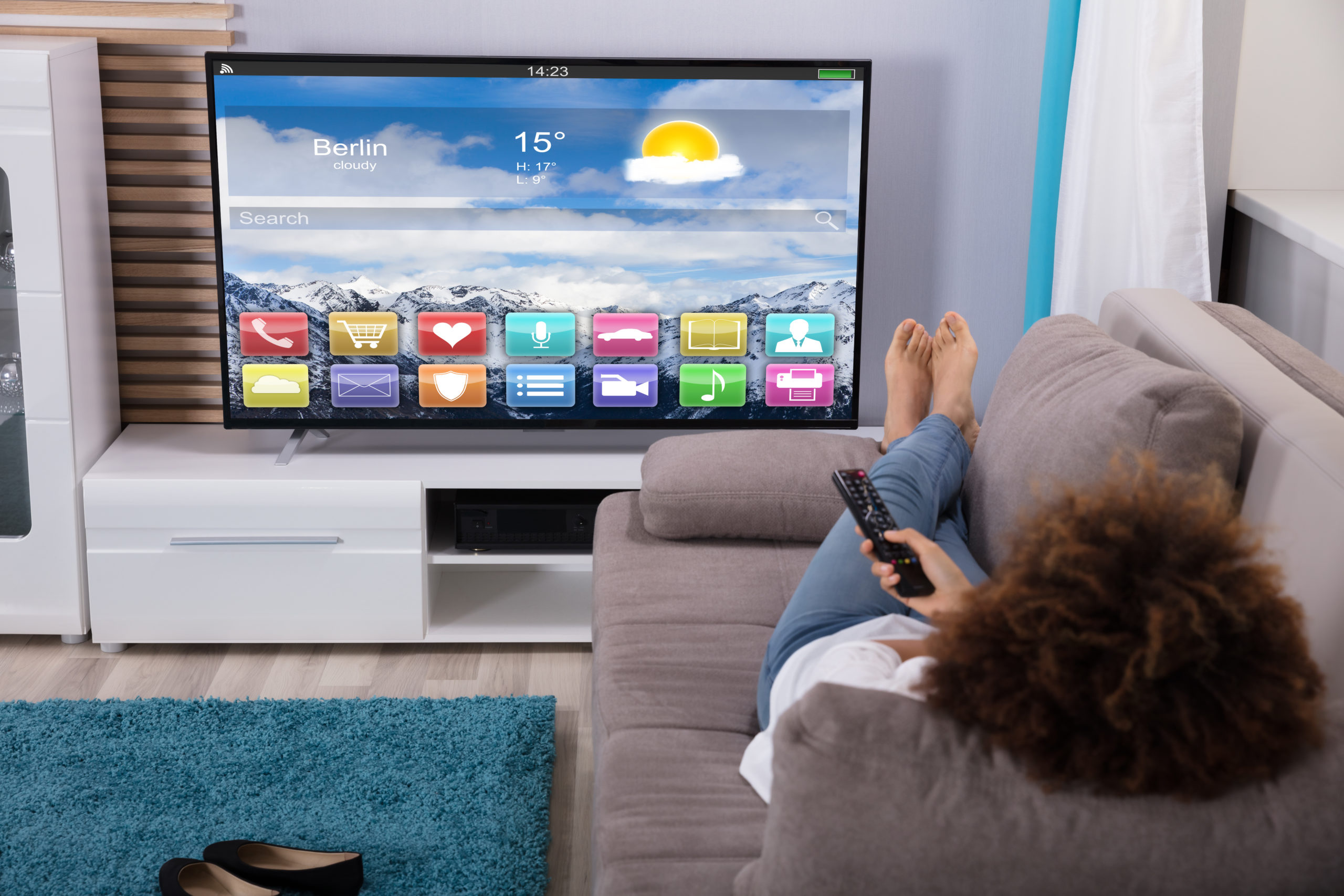 what are the best things about a smart tv